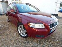 2010 VOLVO V50 1.6 D DRIVE SE 5d 109 BHP £6995.00