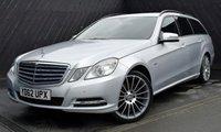 2012 MERCEDES-BENZ E CLASS E250CDi BlueEFFICIENCY SE ESTATE AUTO 204 BHP £14990.00