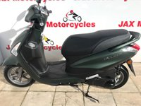 USED 2019 YAMAHA DELIGHT 124 D'elight Automatic Scooter Delivery anywhere in UK from £130 plus VAT