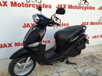 USED 2018 YAMAHA DELIGHT 124 D'elight Automatic Scooter Delivery anywhere in UK - £130.80