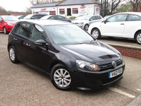 2012 VOLKSWAGEN GOLF 1.6 S TDI BLUEMOTION 5d 103 BHP £7990.00