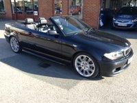 2005 BMW 3 SERIES 3.0 330CD SPORT 2d 202 BHP £6000.00