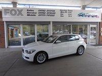 2015 BMW 1 SERIES 2.0 118D SE 5d 141 BHP £17475.00
