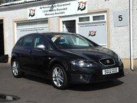 2012 SEAT LEON 1.4 TSI FR 5d 123 BHP £8000.00