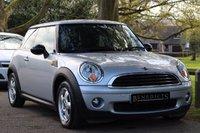 2008 MINI HATCH ONE 1.4 ONE 3d 94 BHP £4990.00