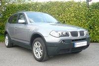 2006 BMW X3 2.0 D SE 5d 148 BHP £5450.00