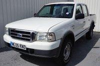 2005 FORD RANGER 2.5 DOUBLE CAB4X4 TD 1d 107 BHP £3495.00