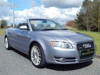 2008 AUDI A4 2.0 TDI S LINE 2d 141 BHP £8990.00