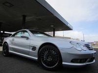 2003 MERCEDES-BENZ SL 5.4 SL55 AMG KOMPRESSOR 2d AUTO 476 BHP £19800.00