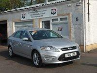 2012 FORD MONDEO 1.6 TITANIUM X TDCI 5d 114 BHP £8699.00