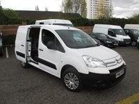 2010 CITROEN BERLINGO 1.6 HDI DIESEL FULL SERVICE HISTORY TWIN SIDE LOADING DOORS, ELECTRIC PACK, REVERSE SENSORS,  FINANCE AVAILABLE,  £SOLD