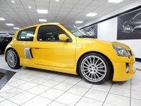 2005 RENAULT CLIO 3.0 V6 SPORT 255 BHP £38000.00