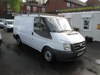 2007 FORD TRANSIT 2.2 TDCI DIESEL 260 SHORT WHEEL BASE, FULL ROOF RACK, PARROT BLUETOOTH, DRIVES PERFECT   !!!   NEW YEARS MOT  NO VAT !!!   MORE PX VANS  VIEW WEBSITE  £SOLD