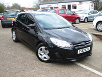2013 FORD FOCUS 1.6 EDGE ECONETIC TDCI 5d 104 BHP £7500.00