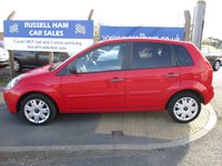 2007 FORD FIESTA 1.2 STYLE 16V 5d 78 BHP £2695.00