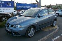 2007 SEAT IBIZA 1.4 STYLANCE 16V 3d 85 BHP £2695.00