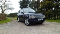 USED 2002 02 LAND ROVER RANGE ROVER 2.9 TD6 HSE 5d AUTO 175 BHP NEW COMPRESSOR