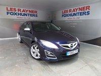 2011 MAZDA 6 2.2 D SPORT 5d 180 BHP £7999.00