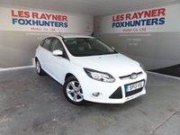 2013 FORD FOCUS 1.6 ZETEC 5d AUTO 124 BHP £7999.00