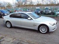 2011 BMW 7 SERIES 3.0 730LD SE 4d AUTO 242 BHP £13290.00