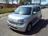 2009 DAIHATSU MATERIA 1.5 16V 5d AUTO 103BHP £3190.00