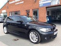 2007 BMW 1 SERIES 2.0 120I M SPORT 3d AUTO 168 BHP £6726.00