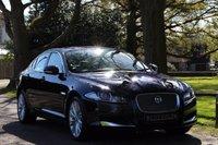 2011 JAGUAR XF 3.0 V6 PREMIUM LUXURY 4d AUTO 240 BHP £17490.00