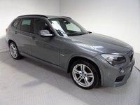2012 BMW X1 2.0 XDRIVE20D M SPORT 5d AUTO 174 BHP £14000.00