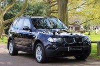 2009 BMW X3 2.0 XDRIVE20D SE 5d AUTO 175 BHP £12990.00