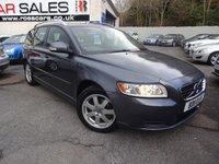 2011 VOLVO V50 1.6 DRIVE ES S/S 5d 113 BHP £7495.00