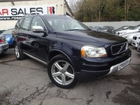 USED 2009 59 VOLVO XC90 2.4 D5 R-DESIGN SE AWD 5d AUTO 185 BHP NATIONALLY PRICE CHECKED DAILY