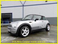 2001 MINI HATCH COOPER 1.6 COOPER 3d 114 BHP £1500.00