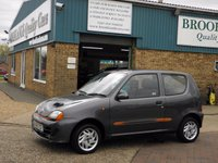 2000 FIAT SEICENTO 1.1 SPORTING 3d 54 BHP £SOLD