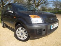 2006 FORD FUSION 1.4 STYLE CLIMATE 5d 80 BHP £3000.00