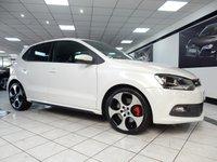 2013 VOLKSWAGEN POLO 1.4 GTI DSG 180 BHP £13750.00