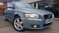 2007 VOLVO V50 1.8 SE 5d 124 BHP £5295.00