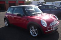 2003 MINI HATCH COOPER 1.6 COOPER 3d 114 BHP £2750.00
