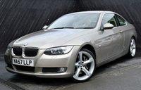 2007 BMW 3 SERIES 330i SE COUPE 6-SPEED 269 BHP £7950.00