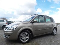 2009 RENAULT SCENIC 2.0 DYNAMIQUE S VVT 5d AUTO 136 BHP £3500.00
