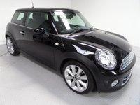 2012 MINI HATCH COOPER 1.6 COOPER 3d AUTO 122 BHP £10500.00