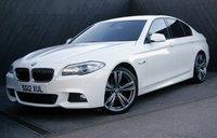 2012 BMW 5 SERIES 520d M-SPORT SALOON AUTO 181 BHP £17290.00