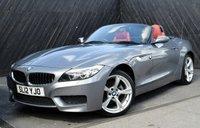 2012 BMW Z4 2.0i S-DRIVE M-SPORT ROADSTER 6-SPEED 181 BHP £15990.00