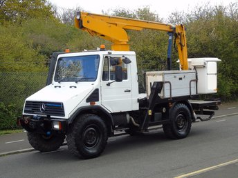 View our MERCEDES-BENZ UNIMOG