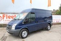 2008 FORD TRANSIT 2.2 330 SHR 1d 110 BHP £5950.00