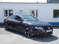 USED 2011 61 AUDI A5 2.0 SPORTBACK TDI S LINE 5d 168 BHP S LINE FULL LEATHER