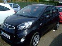 2013 KIA PICANTO 1.0 1 5d 68 BHP £5499.00