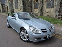 USED 2004 M MERCEDES-BENZ SLK 3.5 SLK350 2d AUTO 269 BHP ++ ONLY 49000 ++