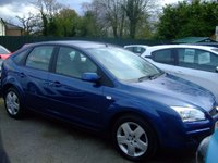 2007 FORD FOCUS 1.6 STYLE 5d 100 BHP £3499.00