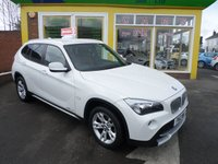 2012 BMW X1 2.0 SDRIVE20D EFFICIENTDYNAMICS 5d 161 BHP £14000.00
