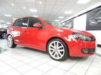 2011 VOLKSWAGEN GOLF 2.0 GT TDI 140 BHP £9350.00
